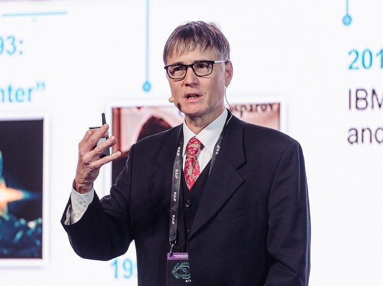 Майкл Вирт, IBM