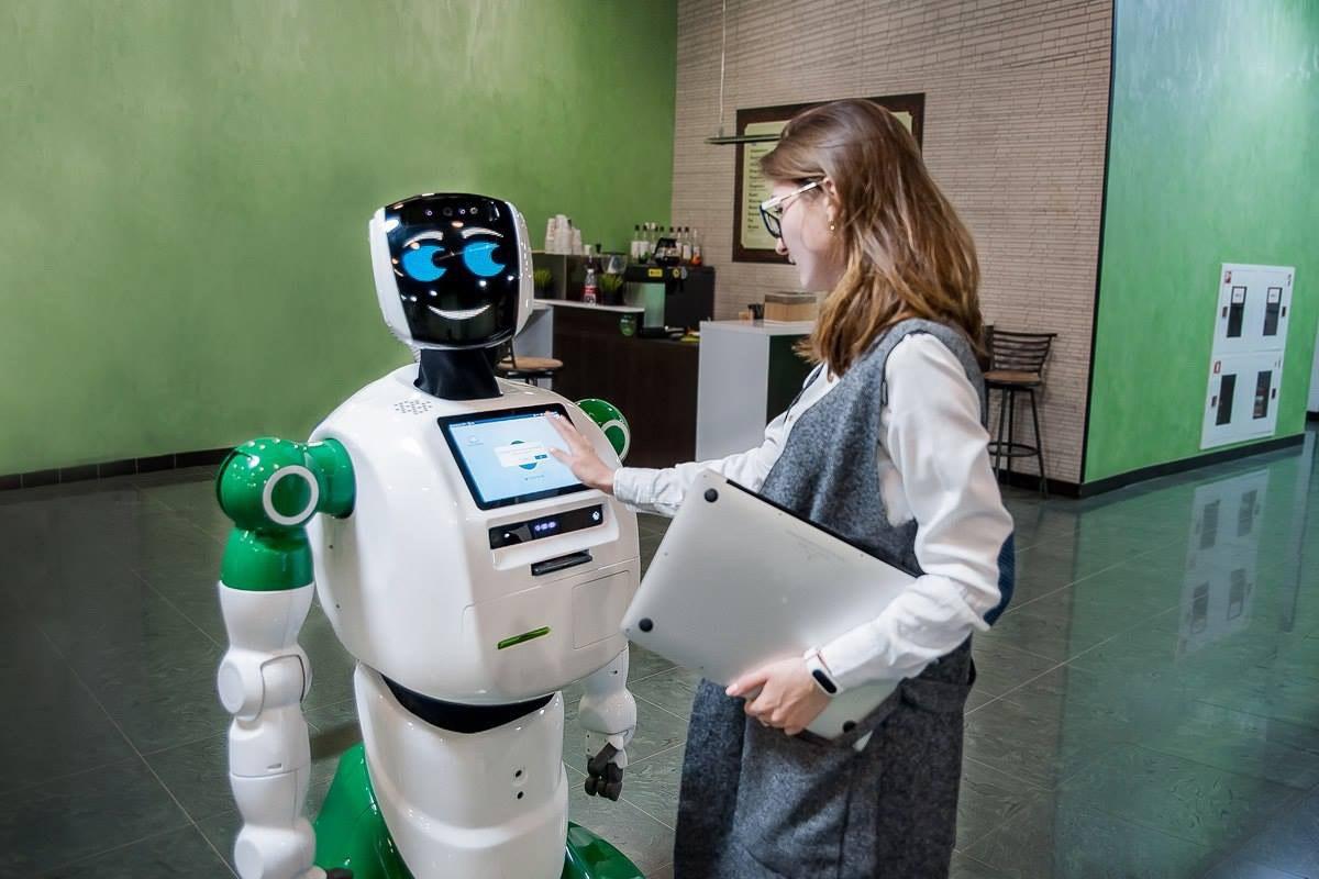 Акселерационная программа стартапов в сфере интеллектуальной робототехники