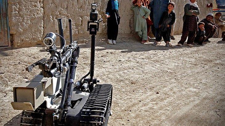 Автономные системы вооружений поражающего действия