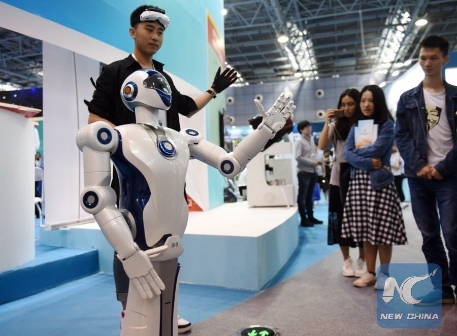 Пекин опубликовал план действий по развитию отрасли искусственного интеллекта