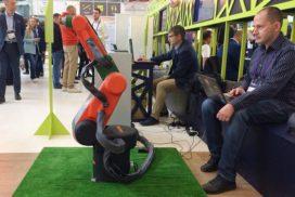 первый российский коллаборативный робот