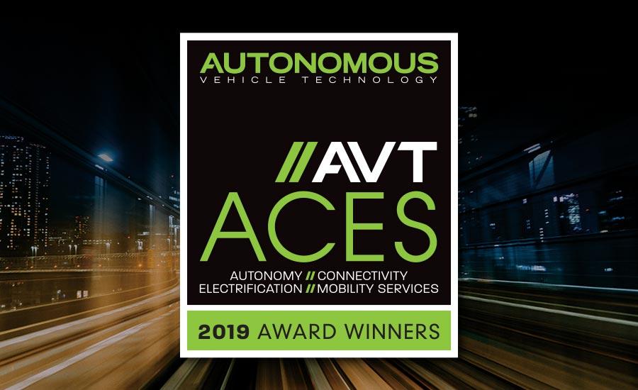 AVT ACES 2019 Award Winners