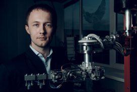 Андрей Спиридонов, гендиректор Aripix Robotics