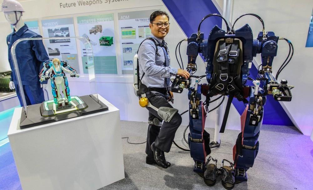 Армия Кореи применит искусственный интеллект для военных нужд