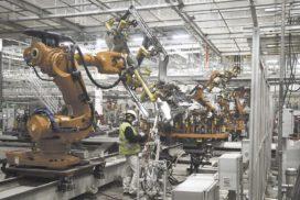 Роботы индустриального парка