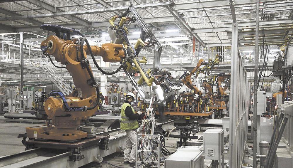 В Тульской области на автомобильном заводе Haval состоялся экспериментальный запуск роботизированной линии сварки
