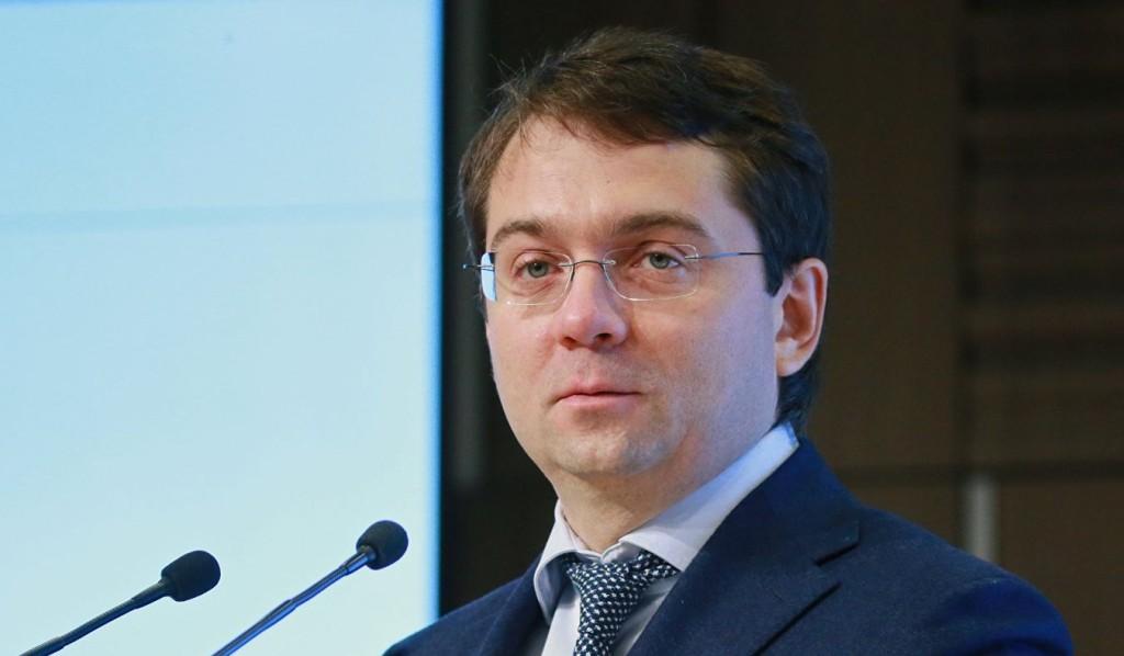 Заместитель министра Минстроя России Андрей Чибис