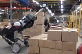Handle - робот-грузчик