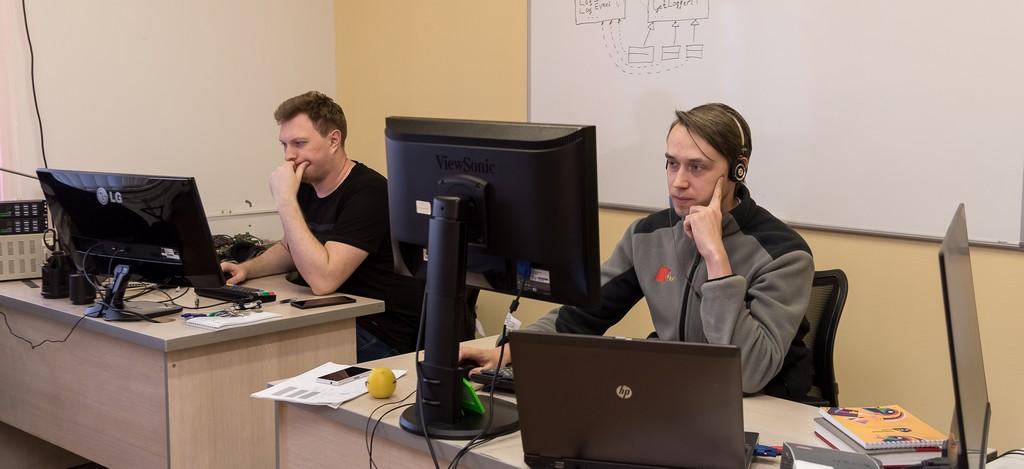Инженер-разработчик систем компьютерного зрения