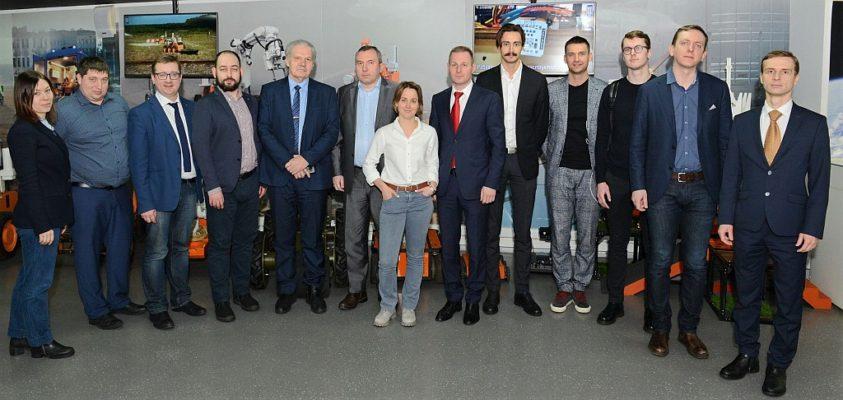 Первая встреча Правления прошла 6 февраля 2018