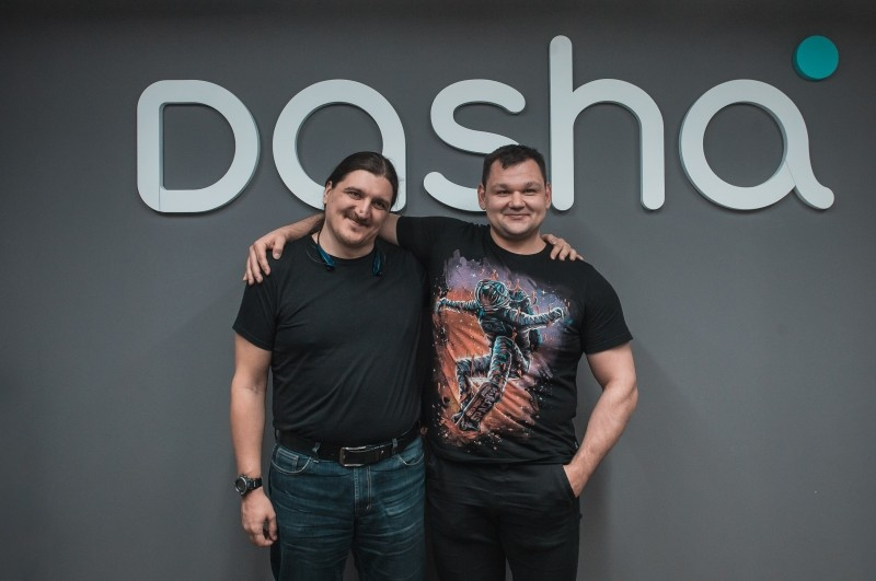 Два миллиона долларов получили новосибирцы за робота Dasha