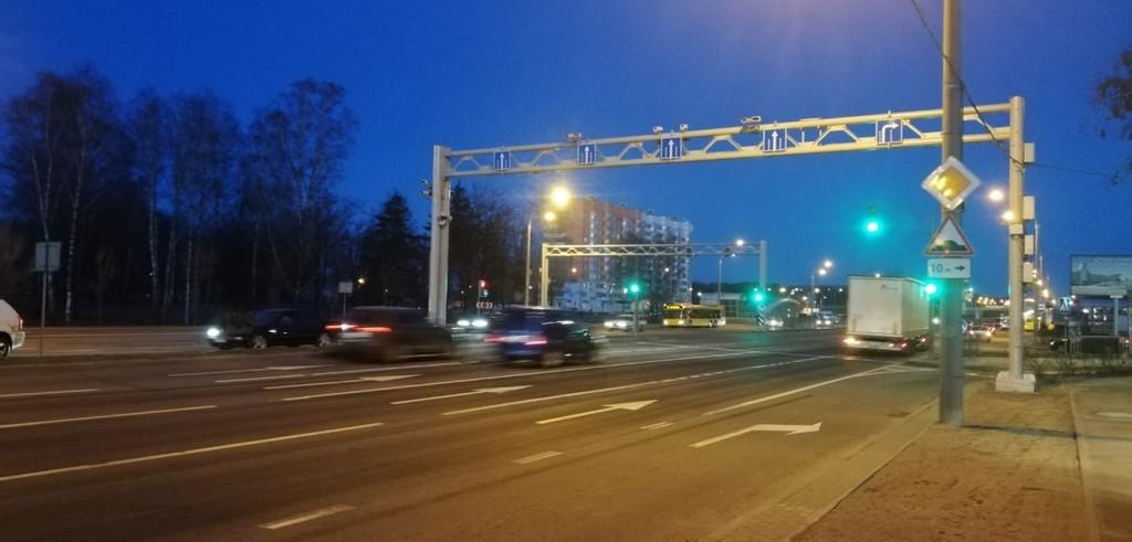 Пресс-релиз: Система VOCORD Traffic впервые установлена на перекрестке в Белоруссии