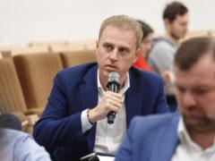 Директор центра компетенций больших данных и искусственного интеллекта компании «Ланит» Денис Афанасьев