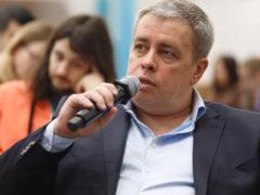 исполнительный директор компании Ntechlab Глеб Дьяконов