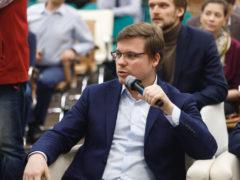 начальник Центра исследования данных Сбербанка Андрей Черток