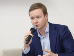 врио директора Департамента Минкомсвязи Михаил Насибулин