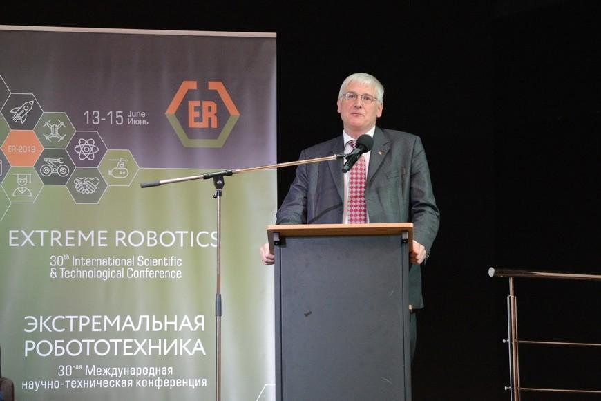 Конференция «Экстремальная робототехника – 2019»