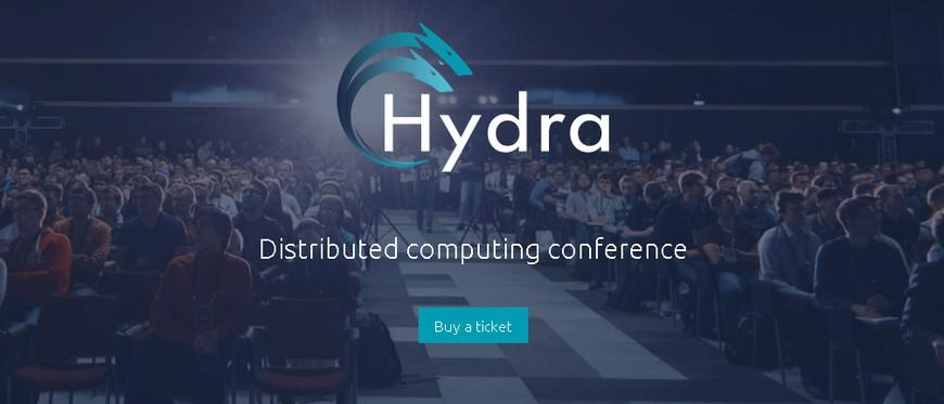 Конференция по параллельным и распределенным системам Hydra 2019