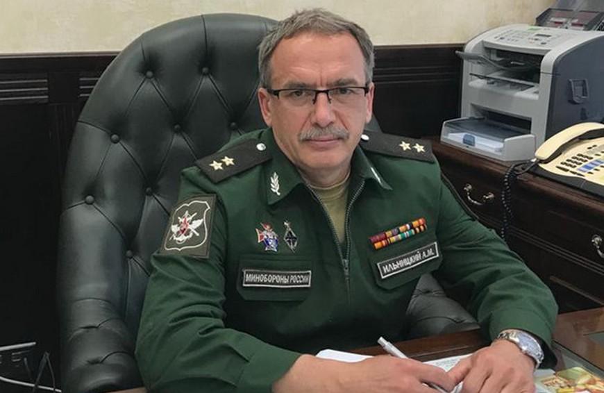 Ильницкий Андрей Михайлович, советник министра обороны Российской Федерации