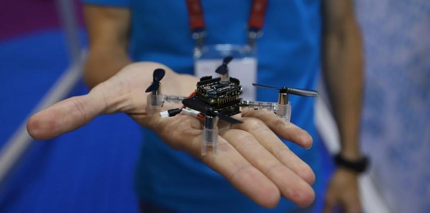 О современных разработках технополиса ЭРА по направлению беспилотных летательных аппаратов