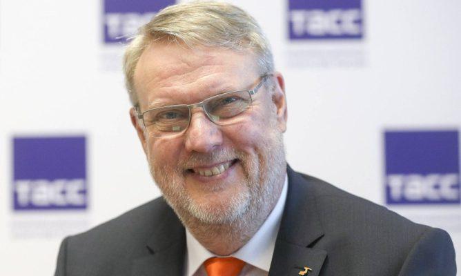 директор по цифровизации KUKA Генрих Мунц