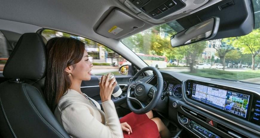 «Умный» круиз-контроль Hyundai