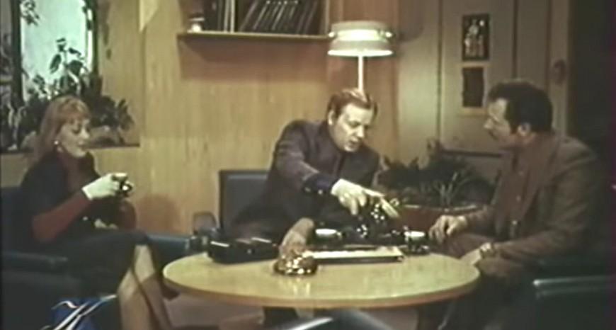 «Кто за стеной?» Научно-популярный фильм студии Центрнаучфильм, 1977 год