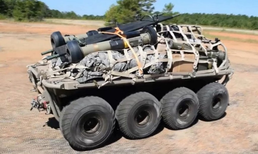 Армия США заказывает безэкипажные транспортные платформы