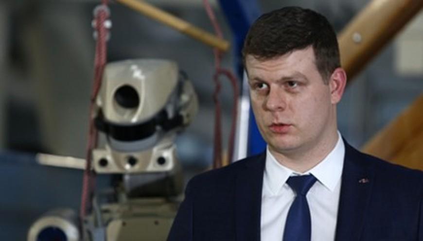 Александр Блошенко Роскосмос