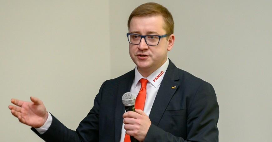Александр Яшкин, FANUC: роботы стали умнее