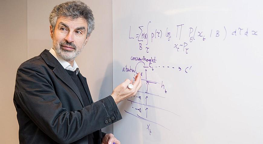 Йошуа Бенжио: как дальше развивать искусственный интеллект