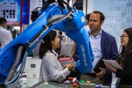 The China robotics market