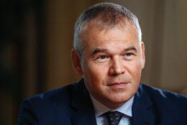 Василий Поздышев заместитель председателя Банка России