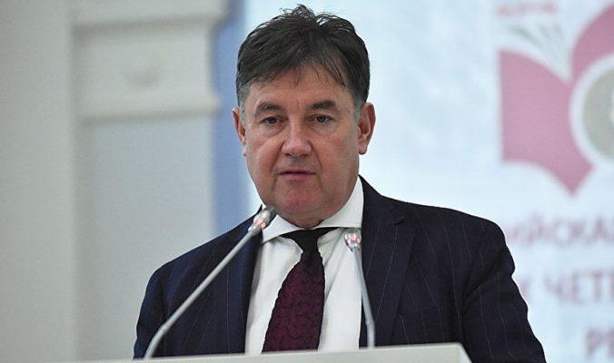 Виктор Момотов Председатель Совета судей РФ
