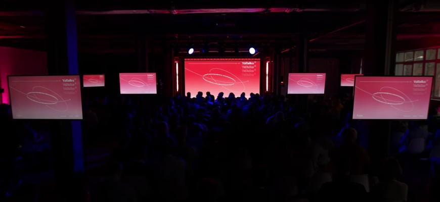 YaTalks 30 ноября 2019 в Москве