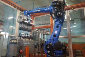 Роботы разливают вино «Массандры»