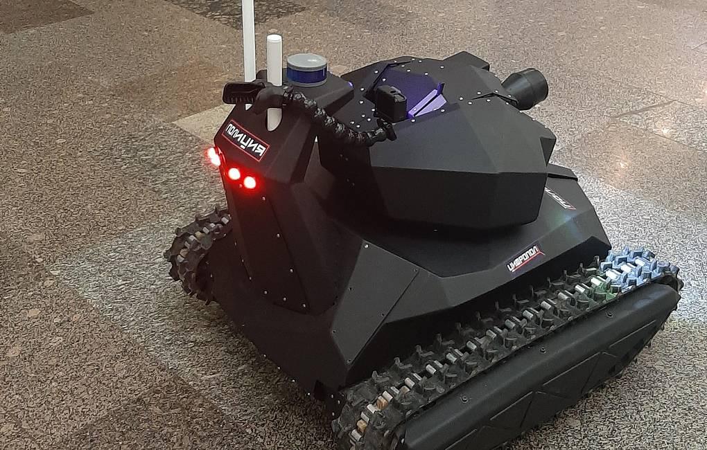 робот-полицейский «Скорпион»