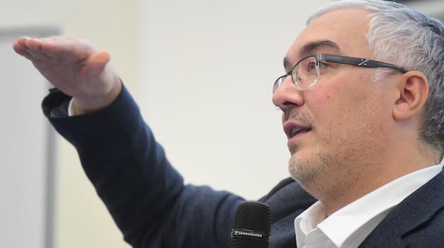 Спецпредставитель президента Дмитрий Песков