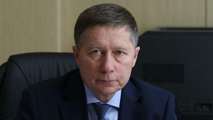 глава научно-технического совета ФПИ Виталий Давыдов