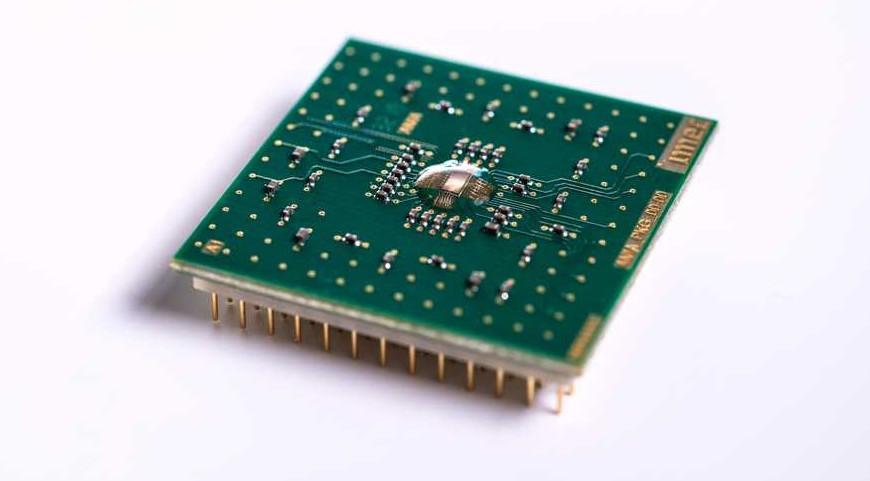 Ускоритель нейронной сети Analog in Memory Computing IMEC
