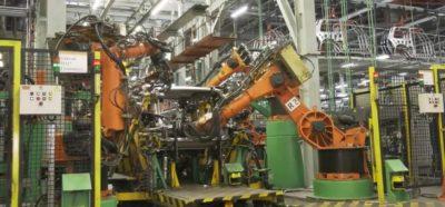 Промышленные роботы на АвтоВАЗе