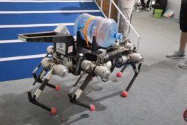 Выставка роботов в Китае