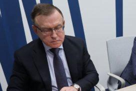 министр промышленности и новых технологий Челябинской области Павел Рыжий