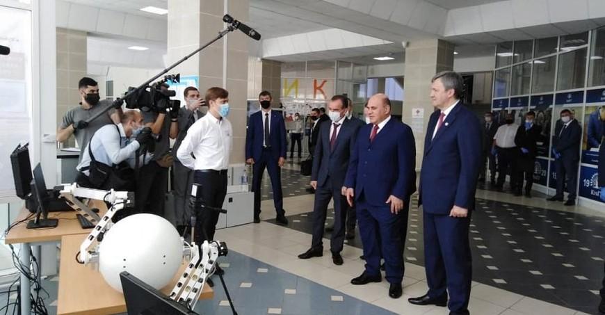 премьер-министр Михаил Мишустин