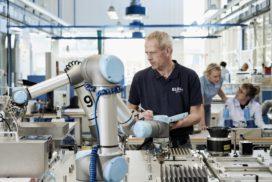 Тренды рынка коллаборативных роботов