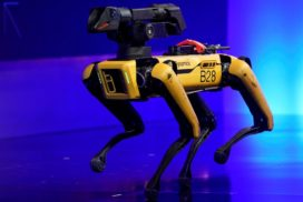 Hyundai Motor купит Boston Dynamics