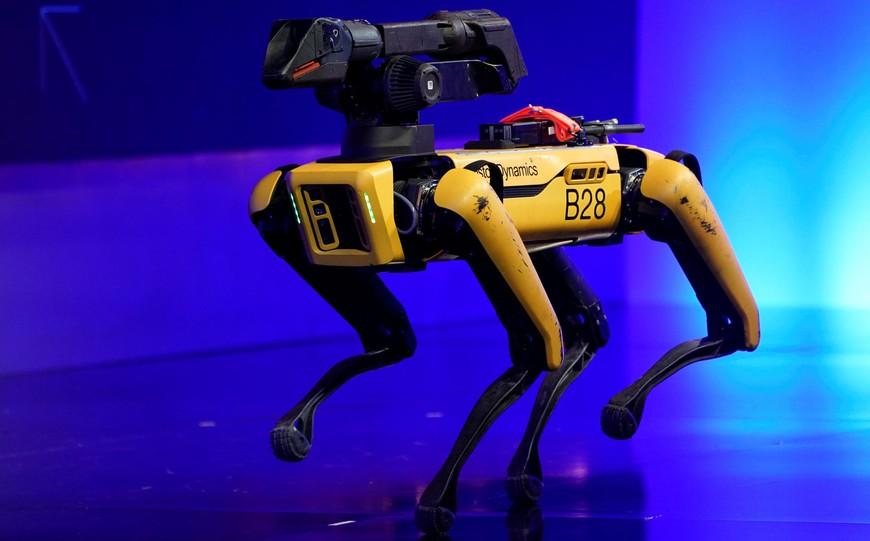 Hyundai Motor купит Boston Dynamics