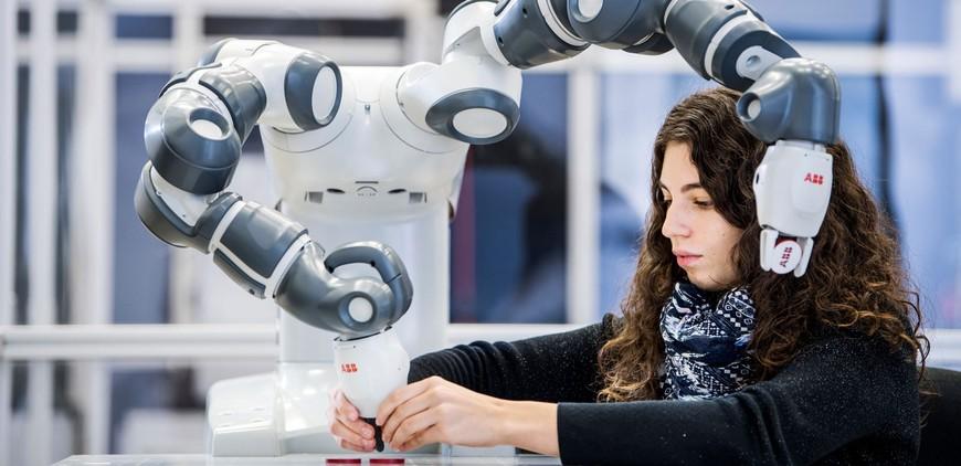Стань робототехником с ABB