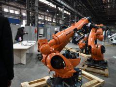 Завод роботов 2