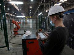Завод роботов 3